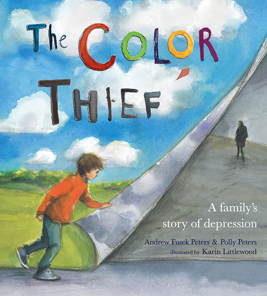 The Color Thief (Hardcover)