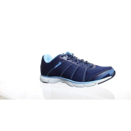 14f9b1d69fbae avia women's avi-rove sneaker, grotto navy/powder blue/white, 8 wide us