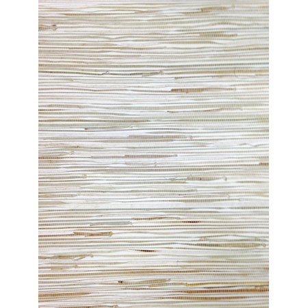 York Wallcoverings NZ0781 Grasscloth by Sea Grass Wallpaper, Cream, Beige, Khaki, Tan, Brown