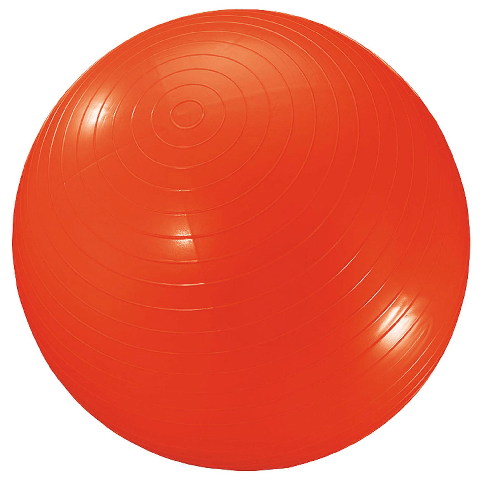 """Balance Ball Walmart: Exercise Ball, 40"""", Red"""