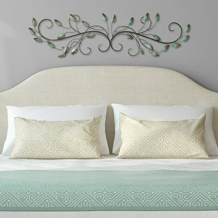 Stratton Home Decor Patina Scroll -