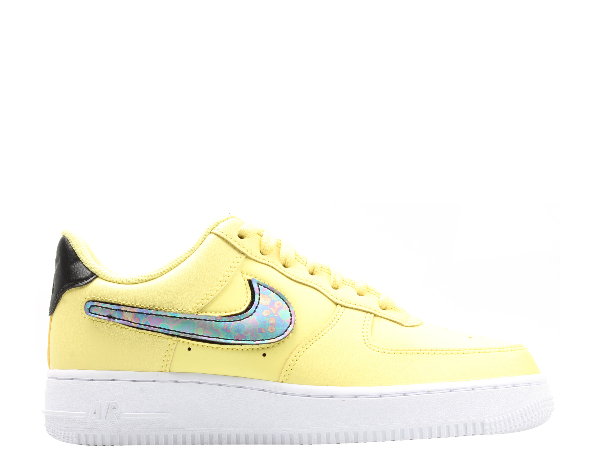 Nike Air Force 1 '07 LV8 3 Yellow Pulse Men's Basketball Shoes CI0067-700