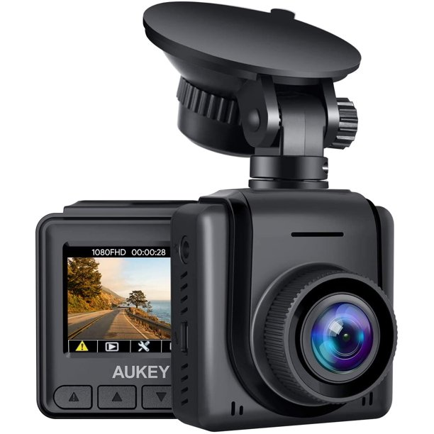 AUKEY Mini Dash Cam 1080p Full HD Dash Camera