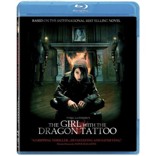 The Girl With The Dragon Tattoo (Blu-ray) (Swedish)
