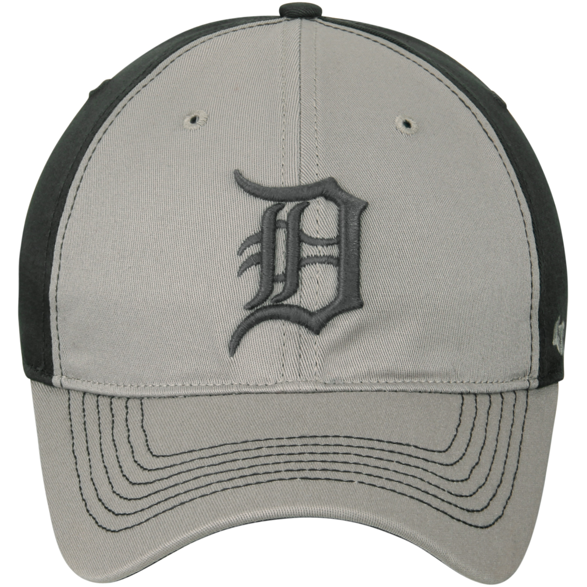 new style 34a26 da261 Detroit Tigers  47 Umbra Closer Flex Hat - Gray Dark Gray - M L -  Walmart.com