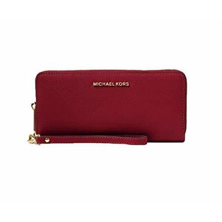 Michael Kors Women's Jet Set Travel Large Smartphone Wristlet (Michael Kors Online Usa)