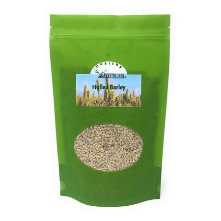 YANKEETRADERS Brand, Hulled Barley, 1 lb. Bag
