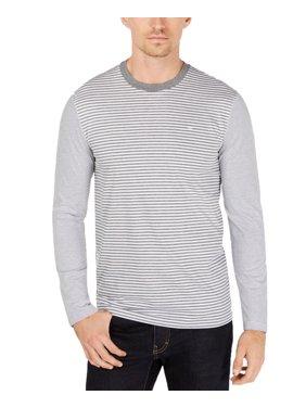 Yarn-Dyed Stripe Cotton Jersey Top