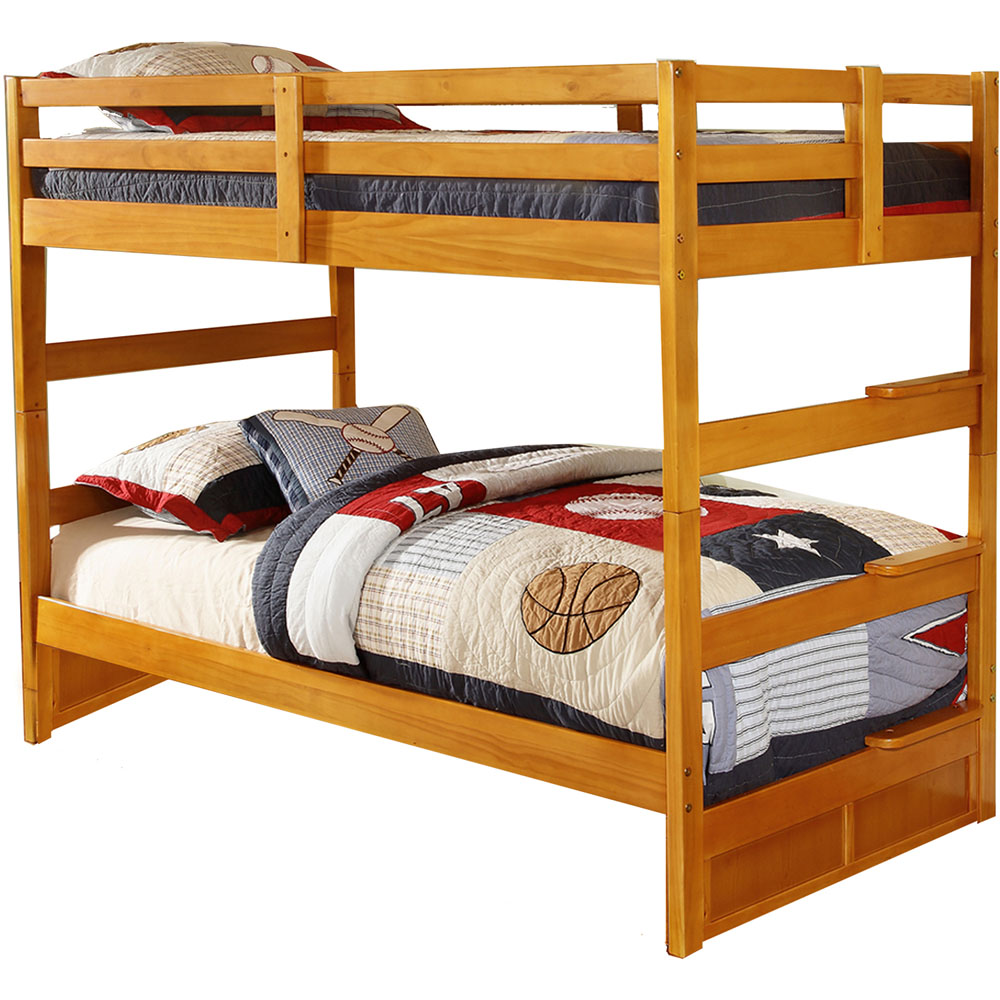 Cambridge Grant Twin-Over-Twin Bunk Bed