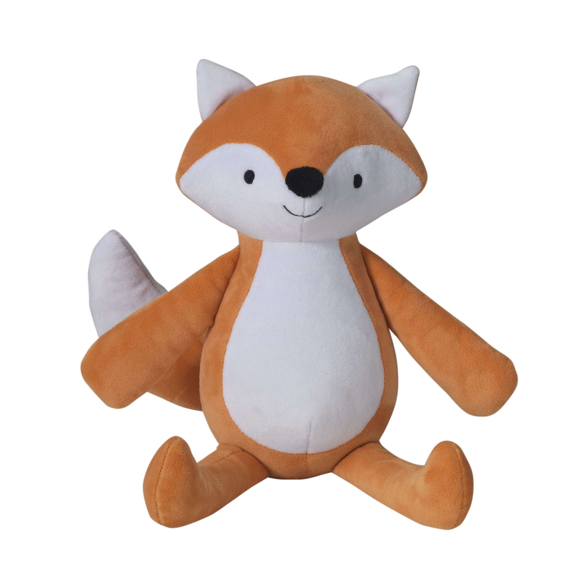 BedTime Originals Baby League Fox Plush Scout