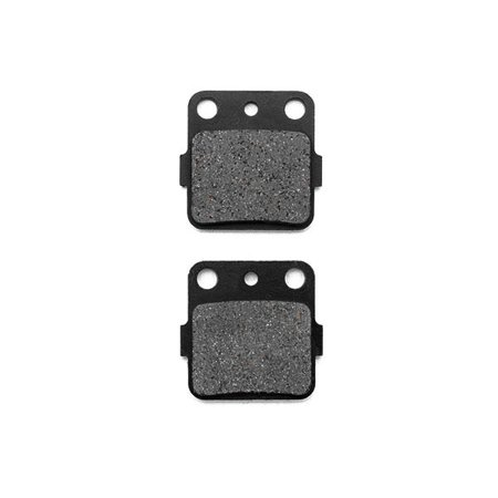 KMG Rear Brake Pads for 1992-1994 Husqvarna CR 360 - Non-Metallic Organic NAO Brake Pads (360 Brake)
