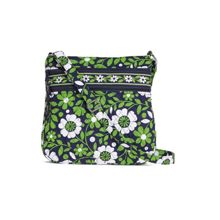 Vera Bradley Triple Zip Hipster In Lucky You