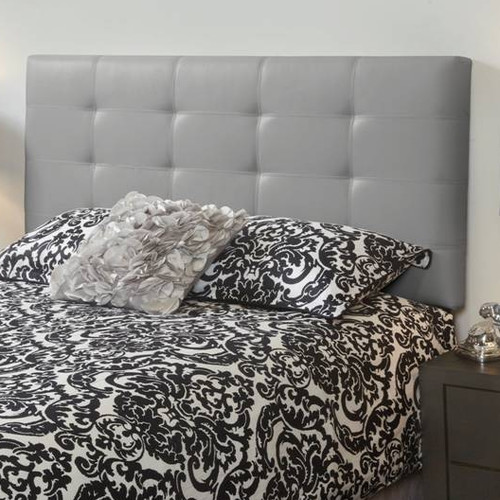 Chateau Imports Trey Upholstered Panel Headboard