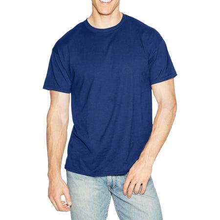 Hanes Big Mens X Temp Crew Neck Short Sleeve Tshirt