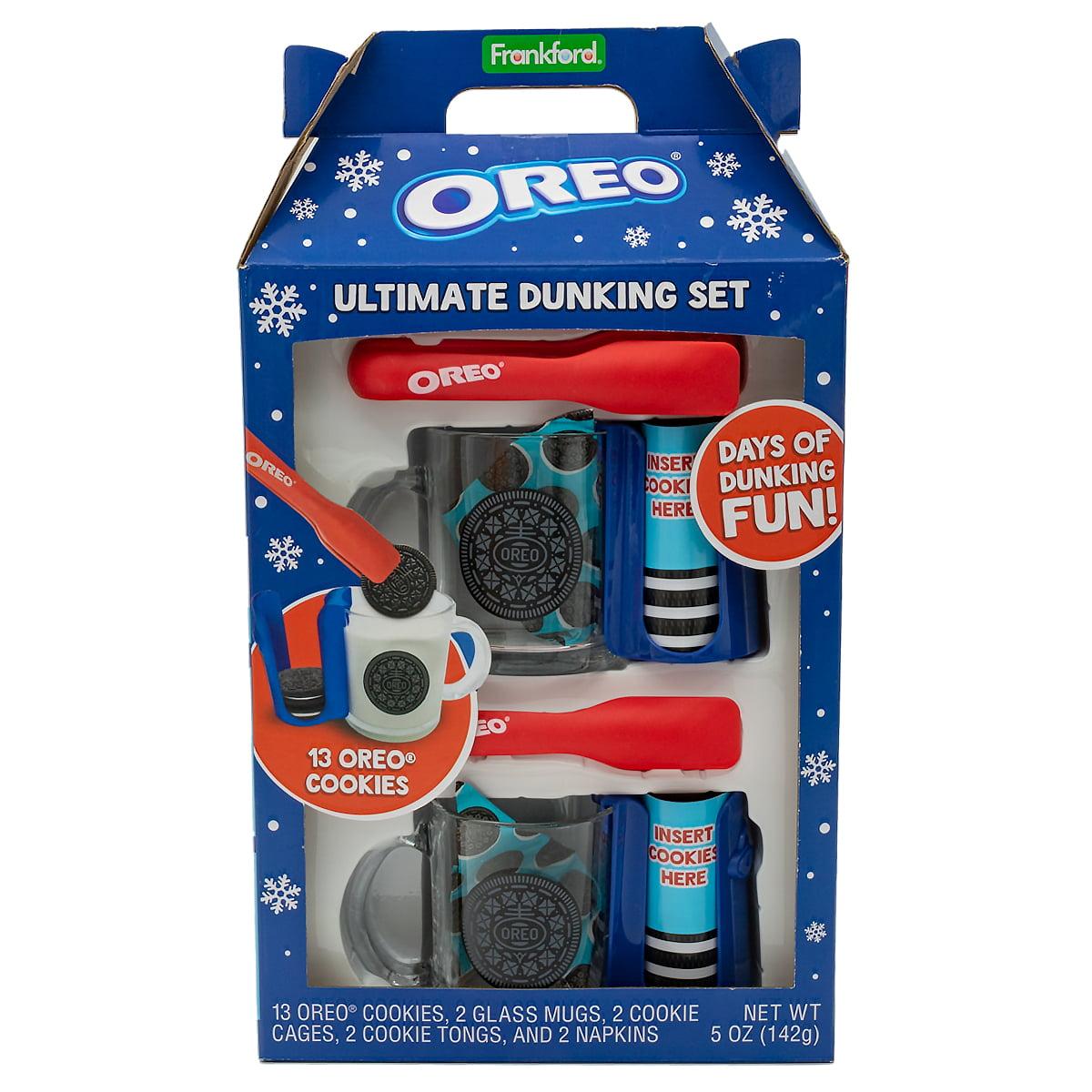 Oreo Christmas Ultimate Dunk Gift Set 2 Count Walmart Com