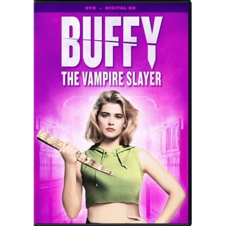 Buffy The Vampire Slayer (DVD) - Vampire Slayer Halloween