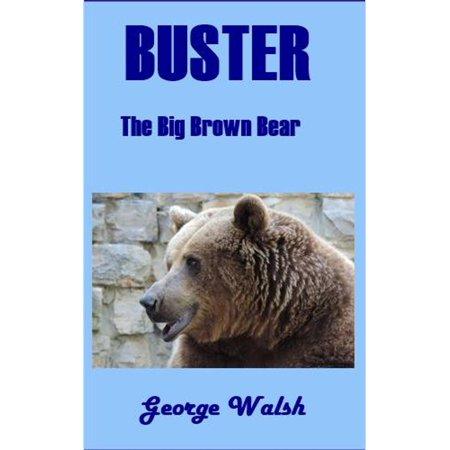 Buster, the Big Brown Bear - eBook