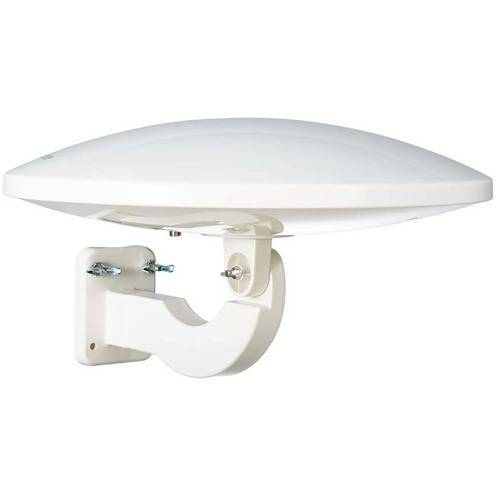Antop UFO Smartpass Omnidirectional Amplified HDTV Outdoor Digital Antenna with 4G LTE... by Antop Antenna Inc