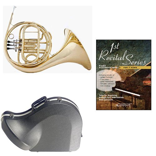 Band Directors Choice Single French Horn in F First Recital Series French Horn Pack;... by Band Directors Choice