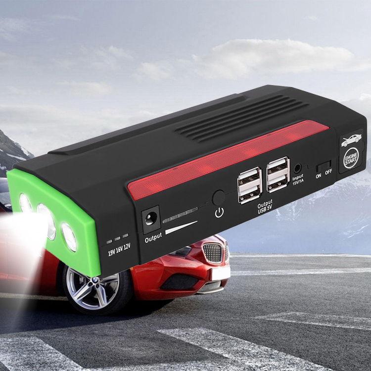 Portable Car Jump Starter, Emergency Chargers, 68800mAh 12V Car Charger Jump Starter Power Booster Emergency... by OUTAD