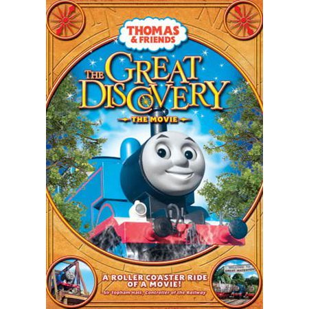 Thomas and Friends: The Great Discovery (Vudu Digital Video on Demand)