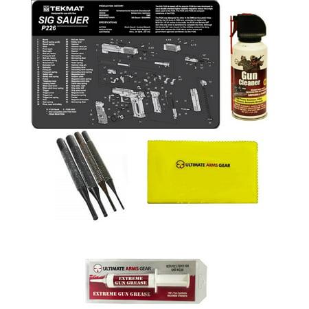 Gunsmith Cleaning Tool Gun Mat For Sig Sauer Sig P226