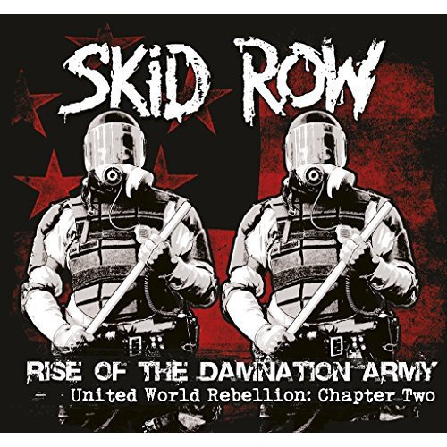 Rise Of The Damnation Army (Uk)