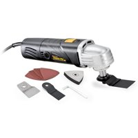 Tradespro 8-Piece Variable Speed 1.6-Amp Oscillating Tool