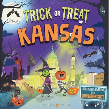 Key West Halloween Celebration (Trick or Treat in Kansas : A Halloween Adventure in the Sunflower)
