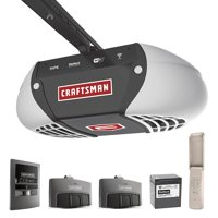 Craftsman ½ HP Chain Drive Garage Door Opener with 2 Multi-Function Remotes & Keypad Home Tool Equipment 54985