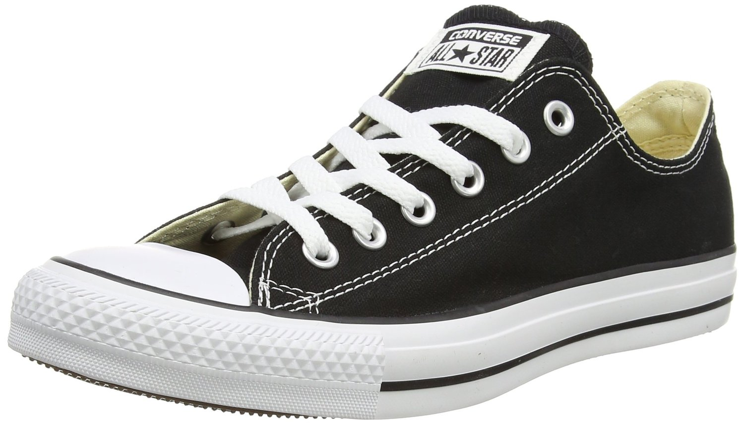 Converse Sneakers Unisexe CHARCOAL/RED/BLACK, 38