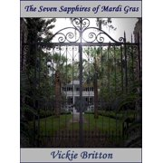 The Seven Sapphires of Mardi Gras - eBook