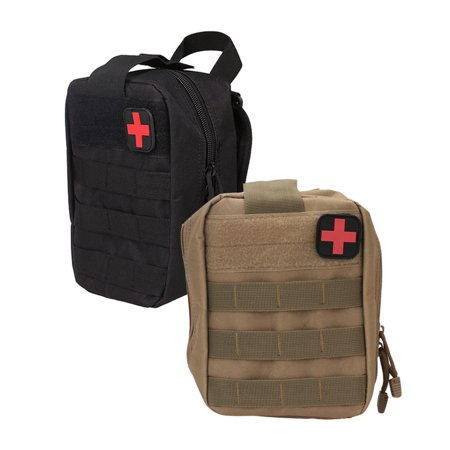 Carry Tactical Military Utility Bag IFAK Medical First Aid Pouch