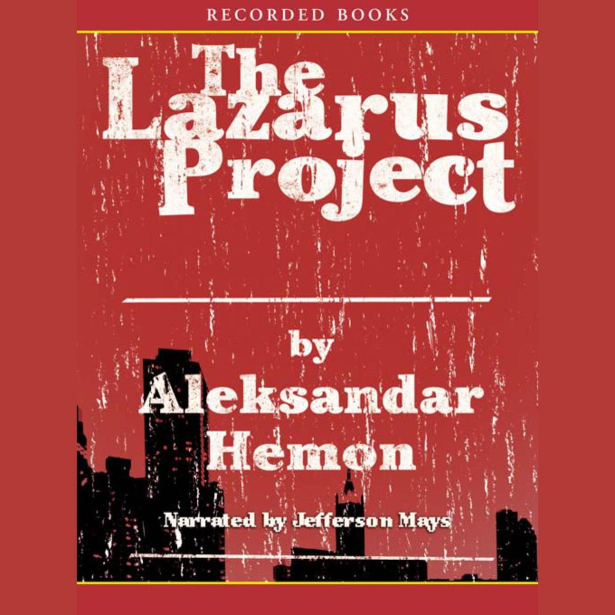 The Lazarus Project - Audiobook