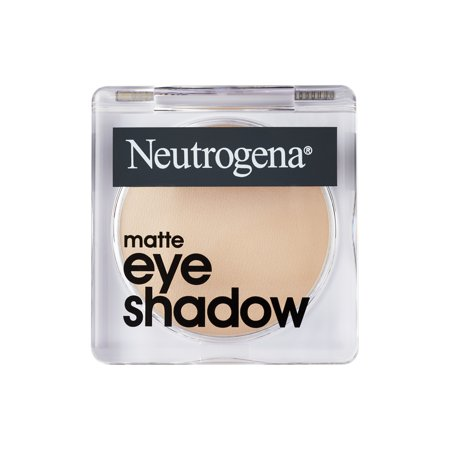 Neutrogena Matte Eye Shadow with Vitamin E, Toasted Eggshell, 0.1 oz