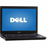 "Refurbished Dell 14.1"" E6410 Laptop PC with Intel Core i7 Processor, 4GB Memory, 750GB Hard Drive and Windows 10 Pro"