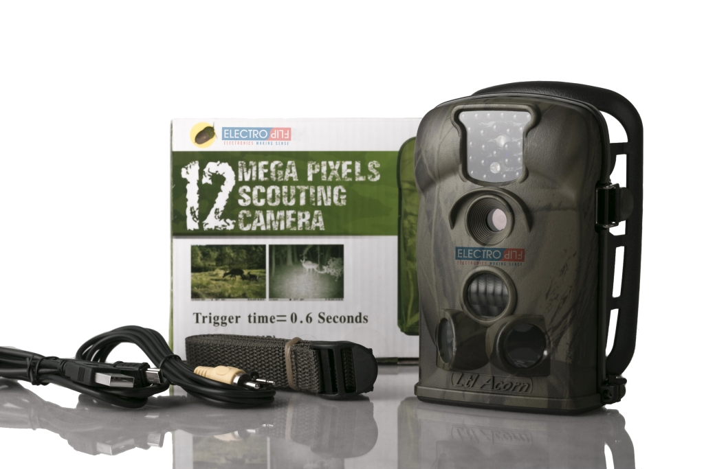 Click here to buy View Recordings & Picture on TFT Screen w  Hunting Trail Game Camera by ElectroFlip.