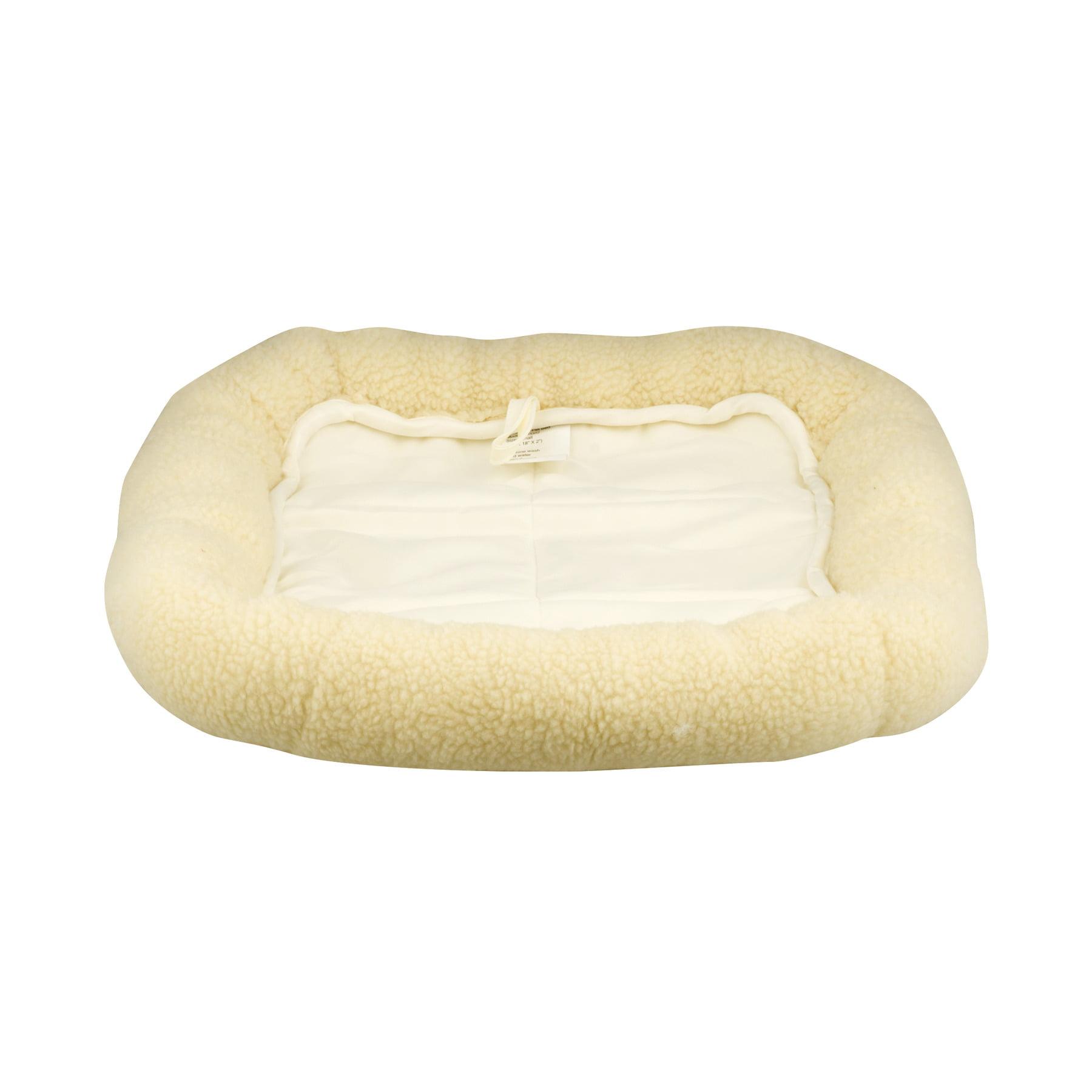 Carlson Fleece Machine Washable Pet Bed, 1.0 CT