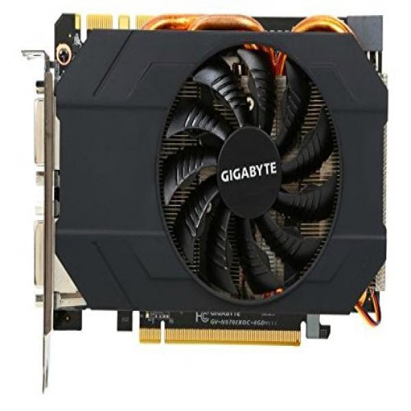 Gigabyte Technology GeForce GTX 970 Mini ITX Overclocked ...