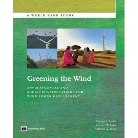 Greening The Wind By Ledec  George Campos