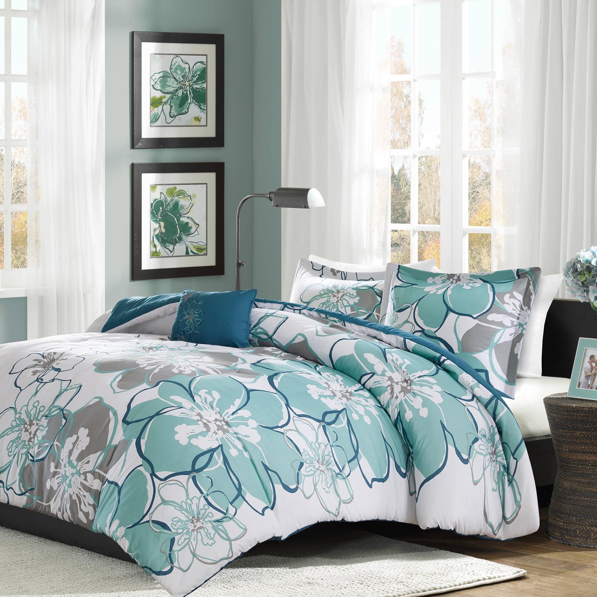 Home Essence Teen Kelly Printed Bedding Comforter Set by E & E CO LTD