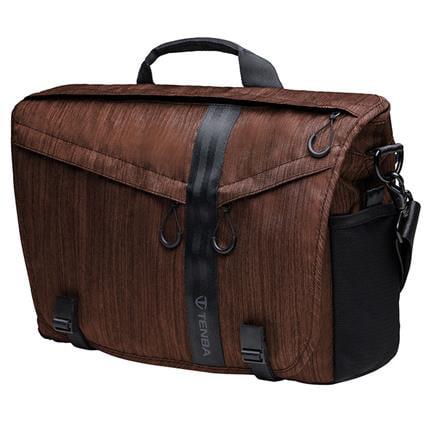- Tenba 638-484 Messenger DNA 15 Slim Bag (Dark Copper)