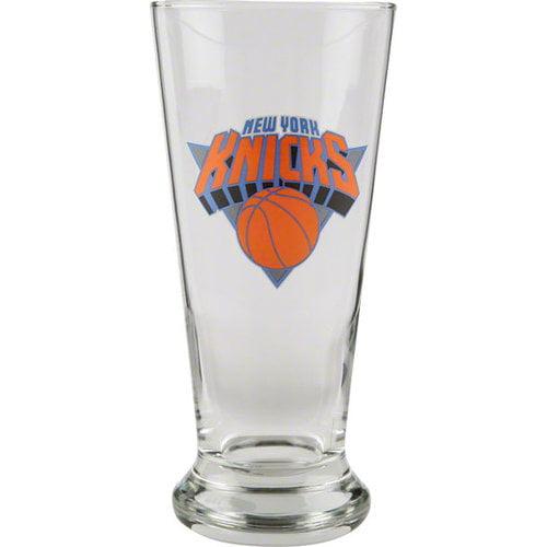 NBA - New York Knicks Logo 16 oz Logo Pilsner Glass