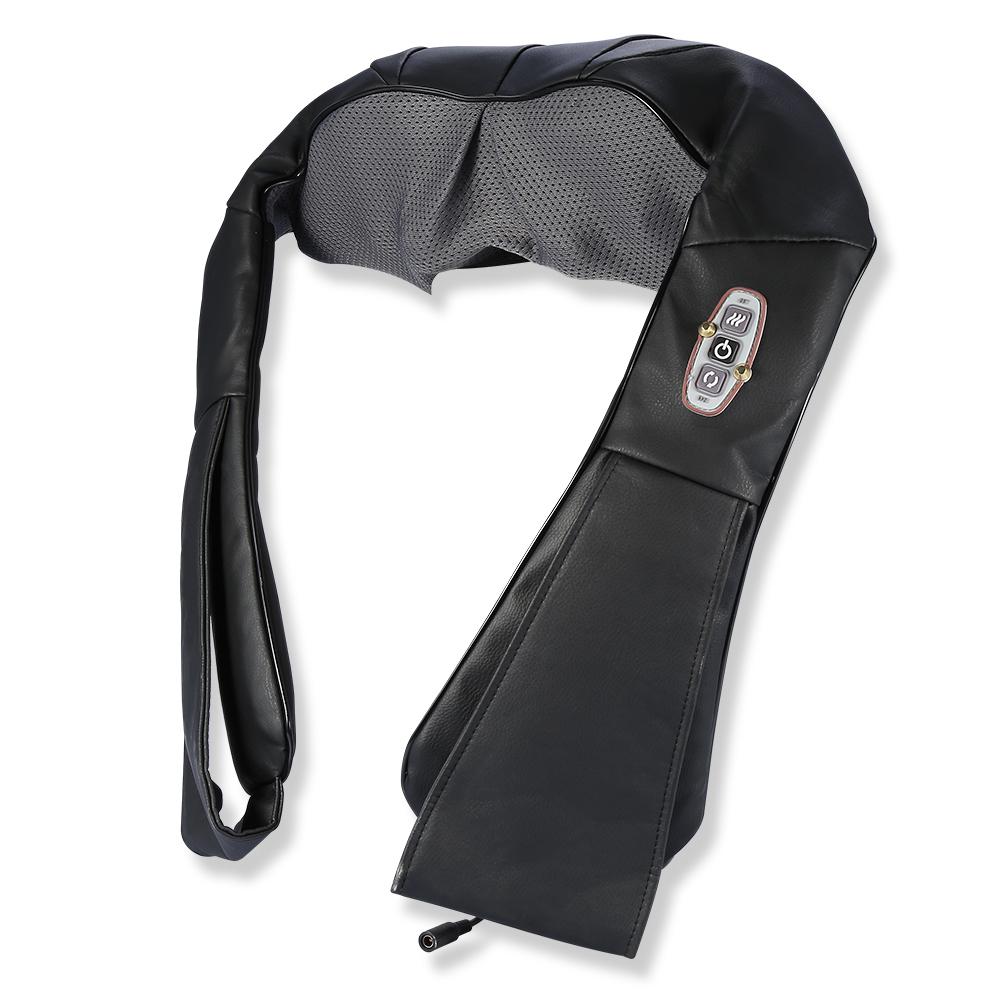 VBESTLIF Relief Shoulder Massager Shiatsu Massager,Shiatsu Neck and Shoulder Massager with Heat Bi-Directional 3D Electric Massager