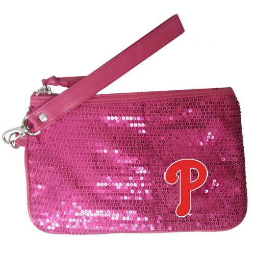 Concept 1 CNO-MLPH5452 Philadelphia Phillies Mlb Stat Pink Girls Wrislet [5 1/2 X 8 1/2 Inches]