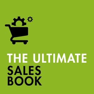The Ultimate Sales Book - Audiobook
