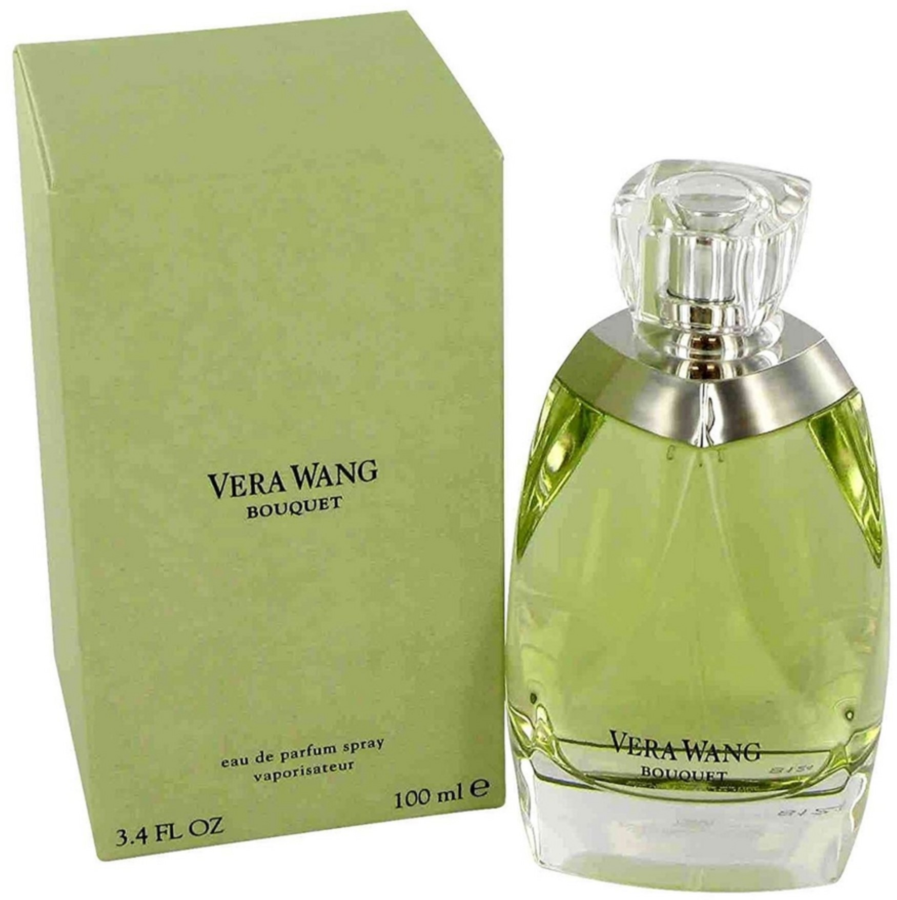 Vera Wang Bouquet Eau de Parfum Spray, 3.4 Oz
