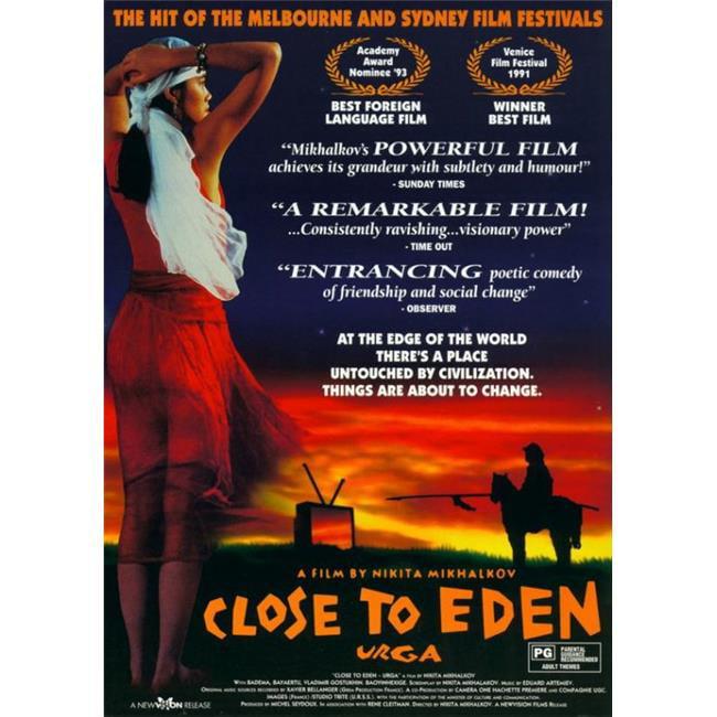 Posterazzi MOVEH1747 Close to Eden Movie Poster - 27 x 40 in. - image 1 de 1