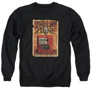 Twilight Zone Seer Mens Crewneck Sweatshirt