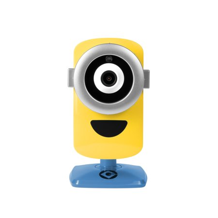 Minion Cam 720P Hd Wi-Fi Security Camera (Best Keychain Spy Camera)